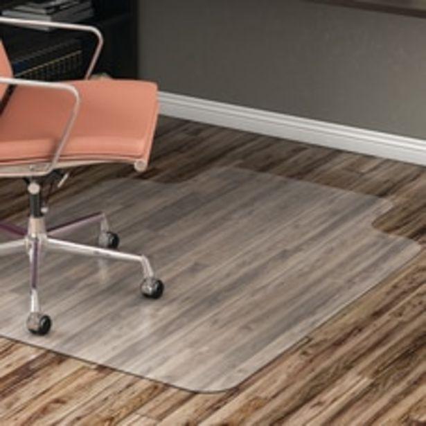 Realspace Hard Floor Chair Mat Wide deals at $54.99