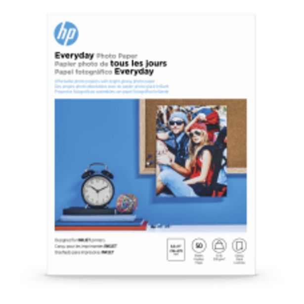 HP Everyday Photo Paper for Inkjet deals at $17.79