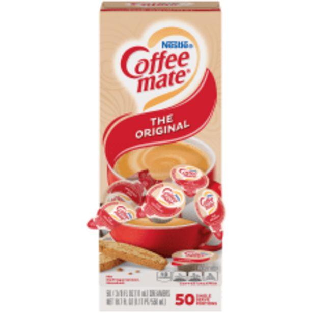 Nestl Coffee mate Liquid Creamer Original deals at $8.09
