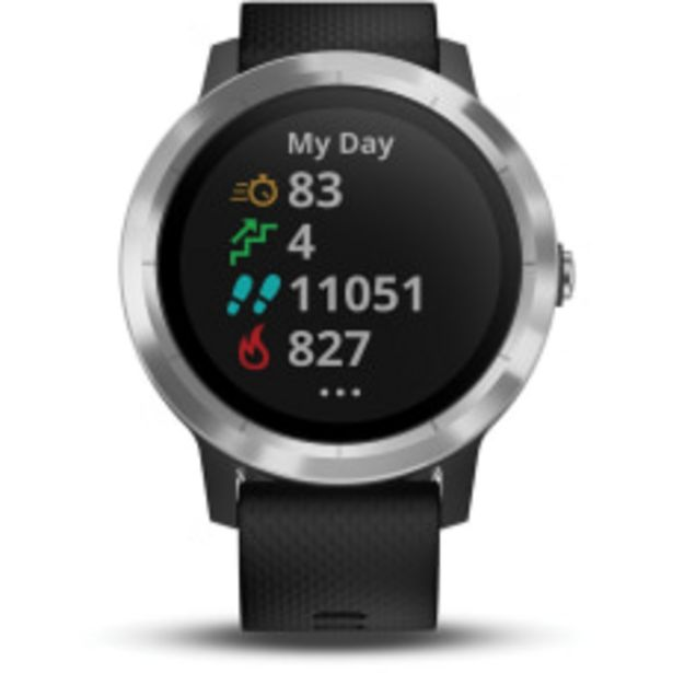 Garmin vi voactive 3 GPS Watch deals at $197.99