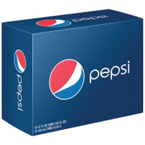 Pepsi 12 Oz Pack Of 24 deals at $23.99
