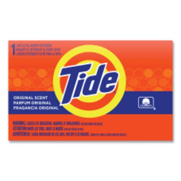 Tide Powder Laundry Detergent Vending Box deals at $91.09