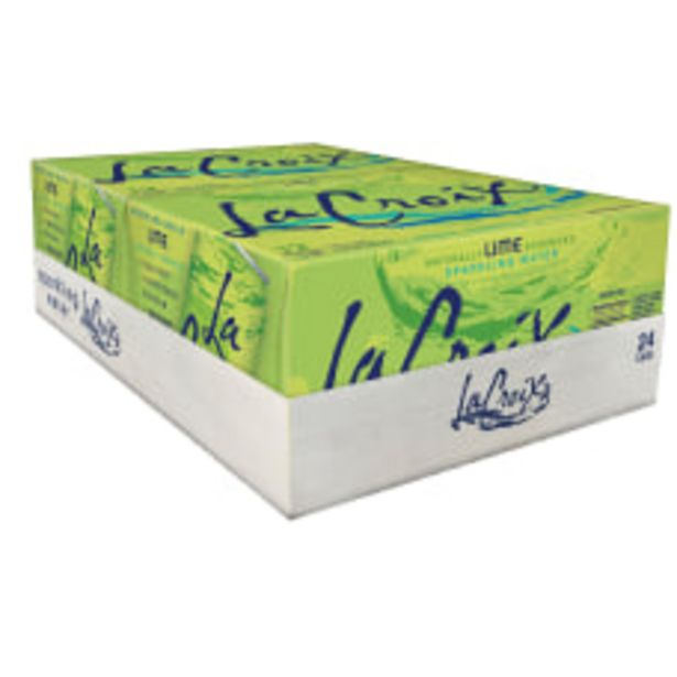 LaCroix Core Sparkling Water with Natural deals at $13.09