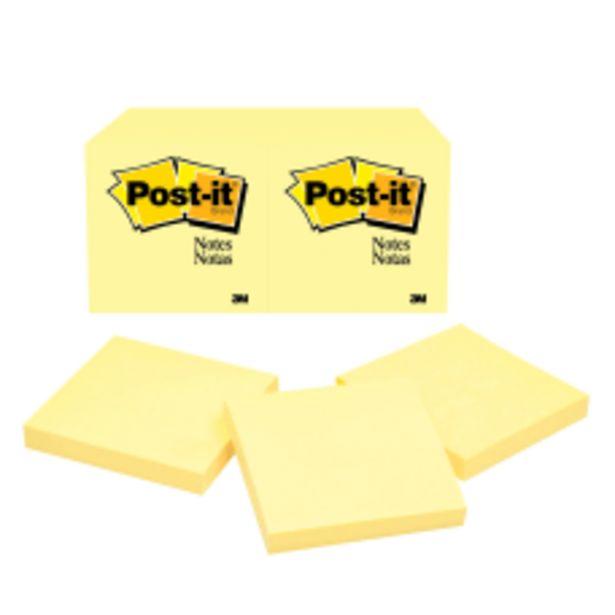 Post it Notes 3 x 3 deals at $9.99