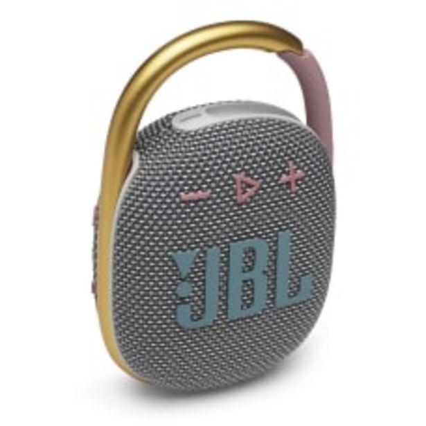 JBL CLIP 4 Ultra Portable Waterproof deals at $79.95