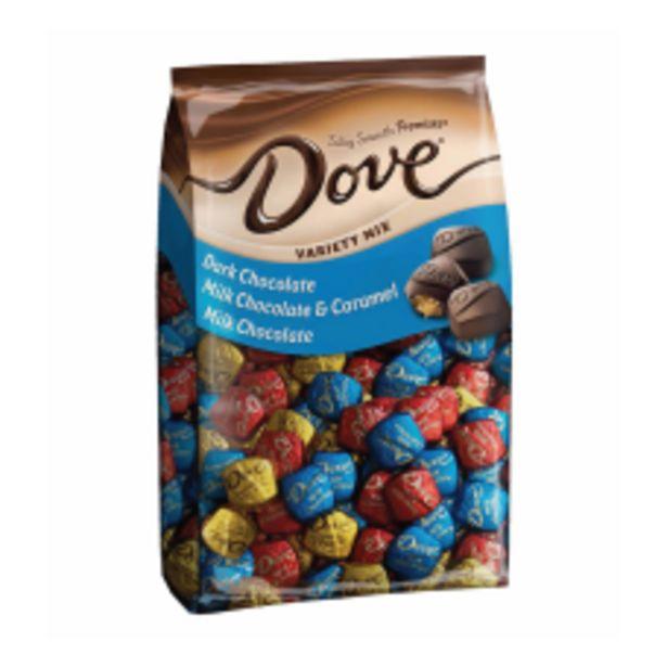 Dove Promises Variety Mix 4307 Oz deals at $26.99
