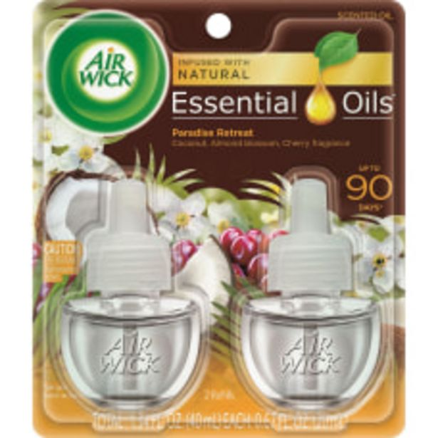 Air Wick Life Scents Scented Oil deals at $8.99