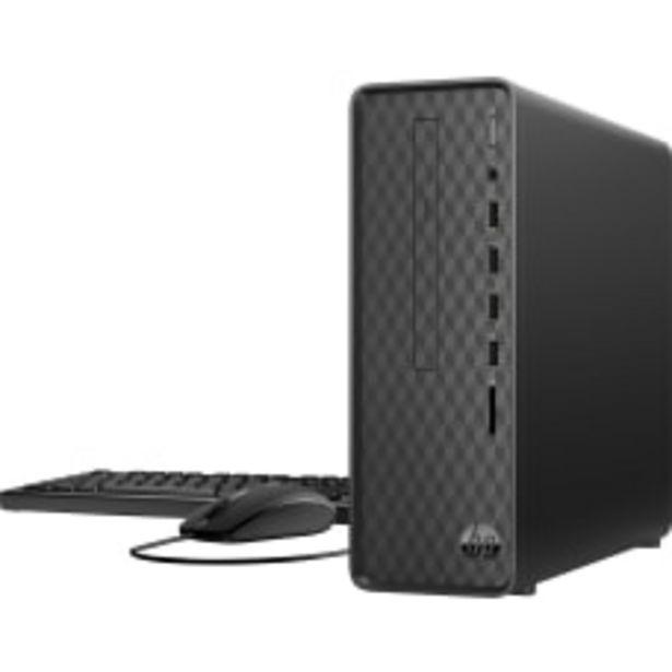 HP Slim S01 aF1006 Desktop PC deals at $389.99