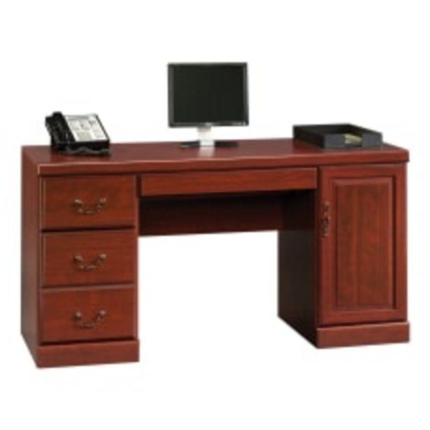 Sauder Heritage Hill 60 W Desk deals at $279.99