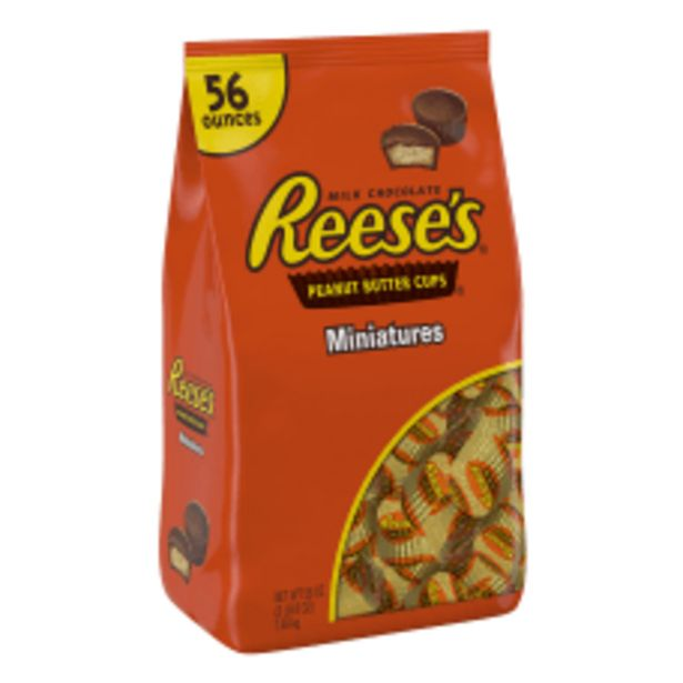 Reeses Peanut Butter Cup Miniatures 35 deals at $20.57