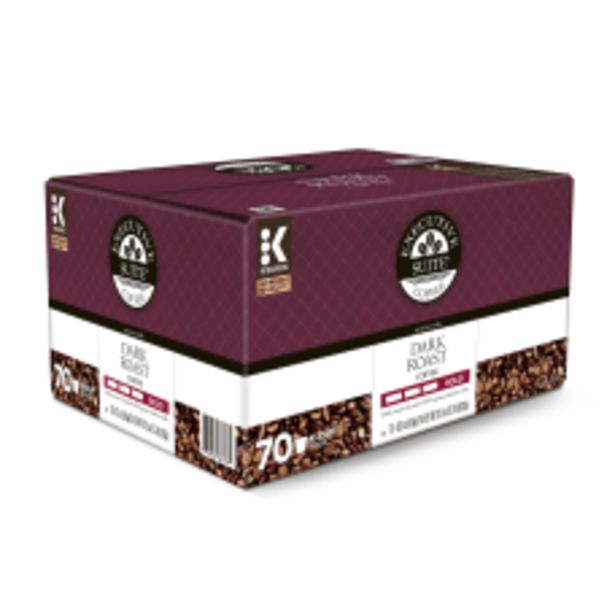 Executive Suite Coffee Single Serve Coffee deals at $24.39