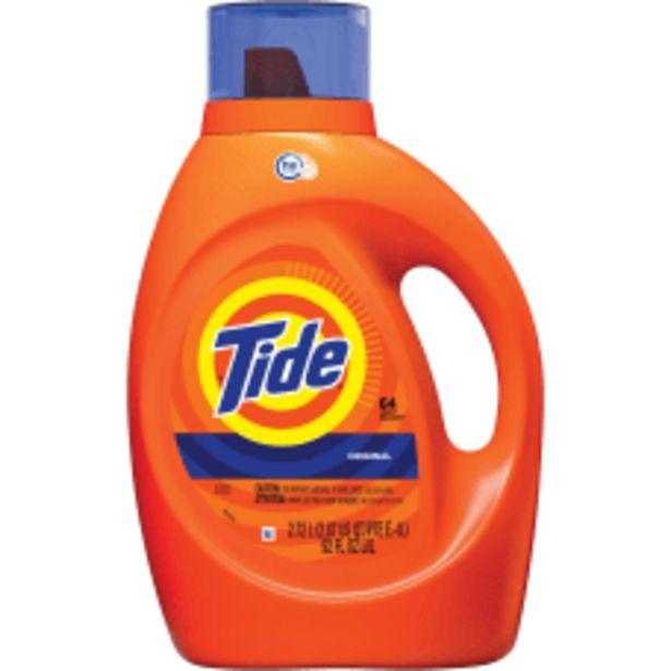 Tide Liquid Laundry Detergent Concentrate Liquid deals at $26.19