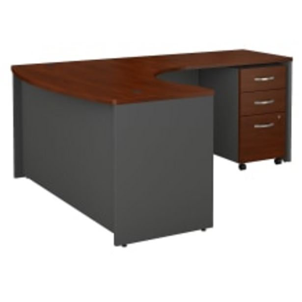 Bush Business Furniture Components Bow Front deals at $709.99