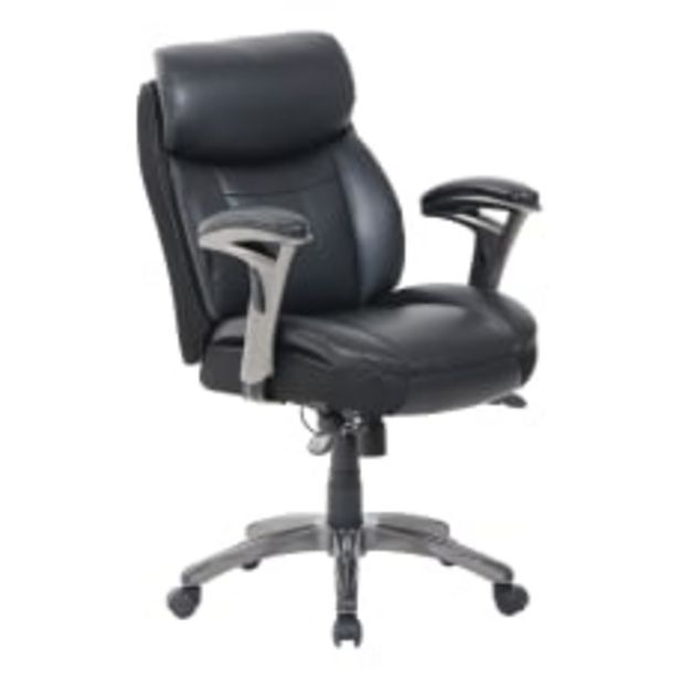 Serta Smart Layers Siena Bonded Leather deals at $299.99