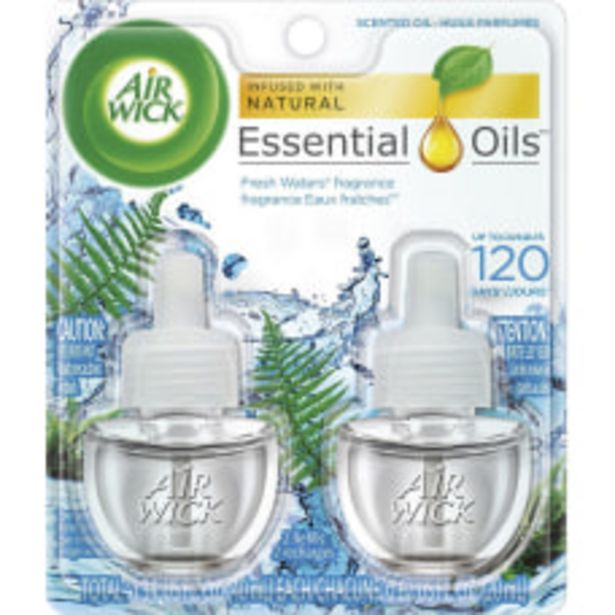 Air Wick Essential Oils Scented Oil deals at $6.79