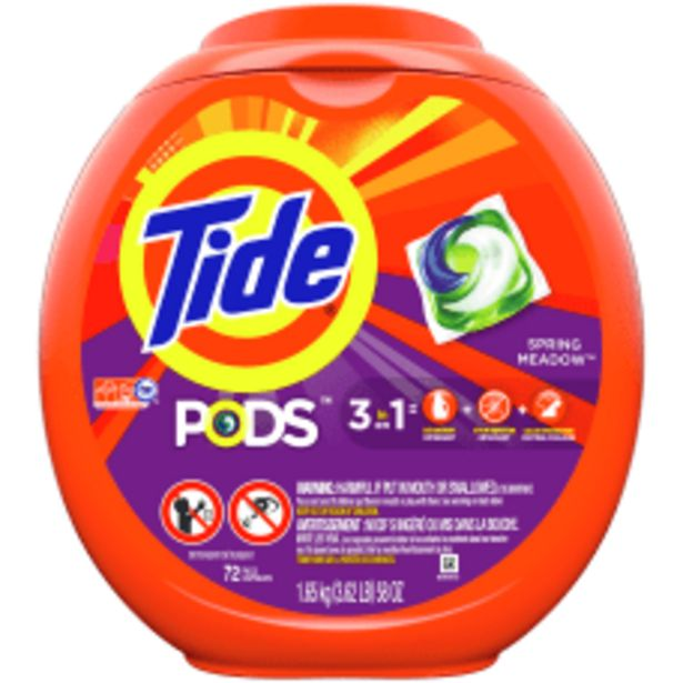 Tide Single Use Laundry Detergent Pods deals at $157.49