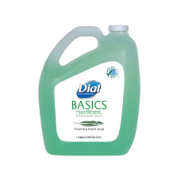 Dial Basics Foam Hand Soap With deals at $28.99