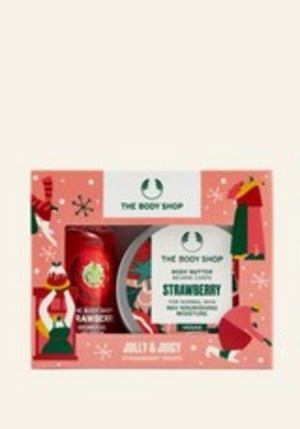 Jolly & Juicy Strawberry Treats Gift Set deals at $9