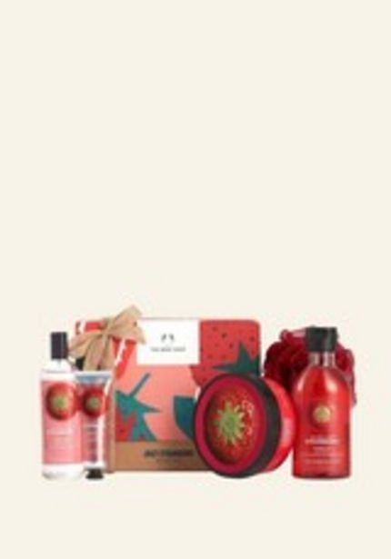 Juicy Strawberry Big Gift Box deals at $40