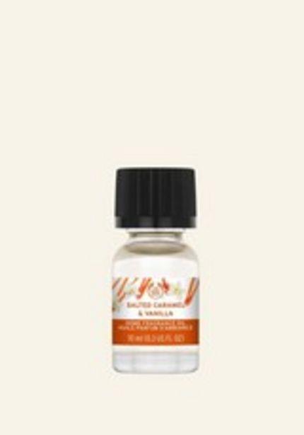 Salted Caramel & Vanilla Home Fragrance Oil deals at $6