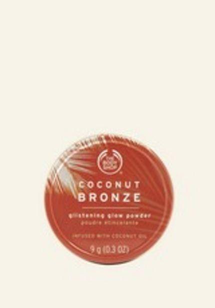 Coconut Bronze™ Glistening Glow Powder deals at $20