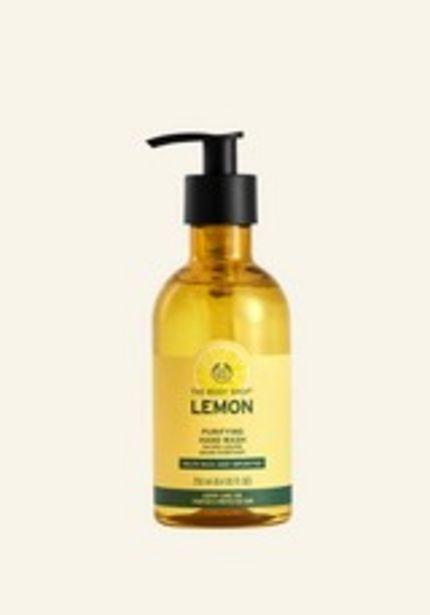 Lemon Purifying Hand Wash deals at $10