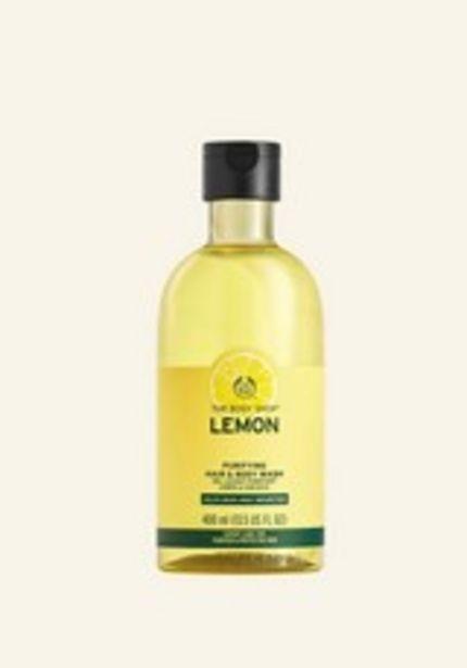 Lemon Purifying Hair & Body Wash deals at $15
