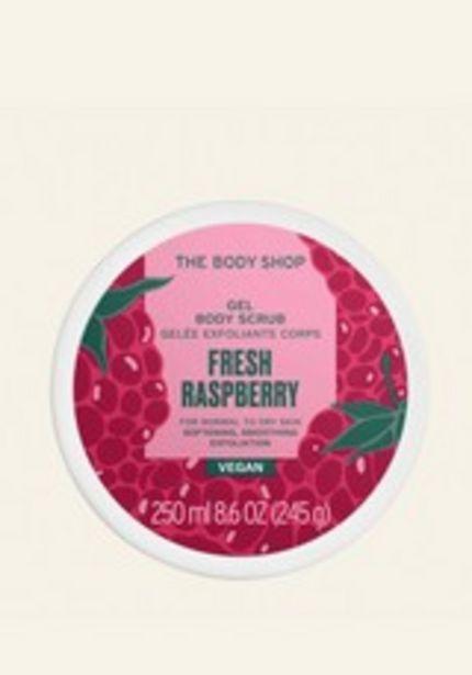 Fresh Raspberry Gel Body Scrub deals at $24