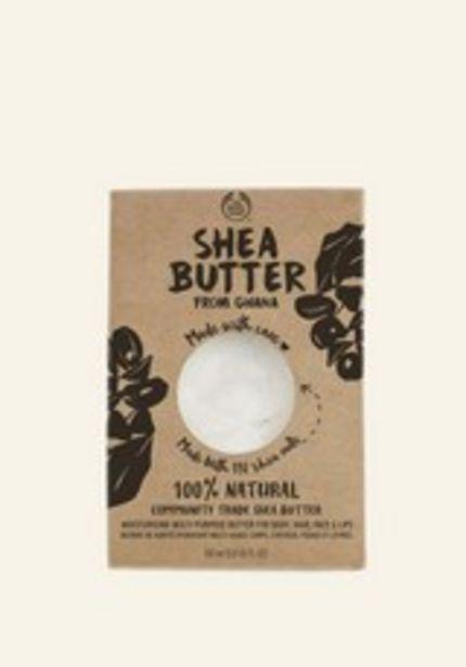 100% Natural Shea Butter deals at $21