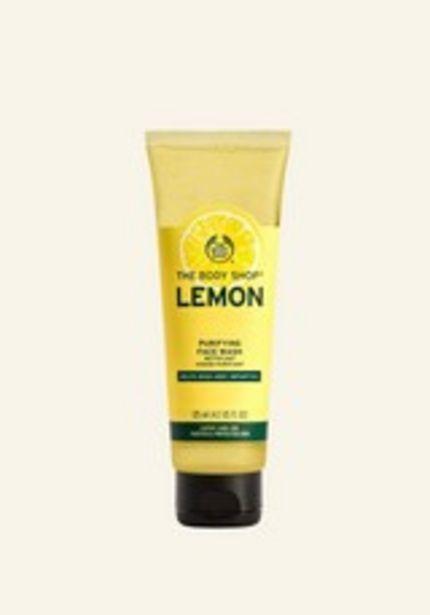 Lemon Purifying Face Wash deals at $15