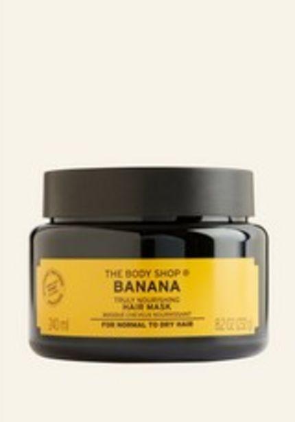 Banana Truly Nourishing Hair Mask deals at $18