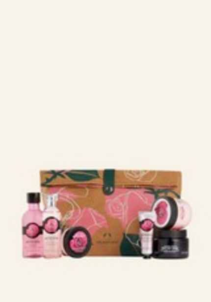 Glowing British Rose Ultimate Gift Pouch deals at $71