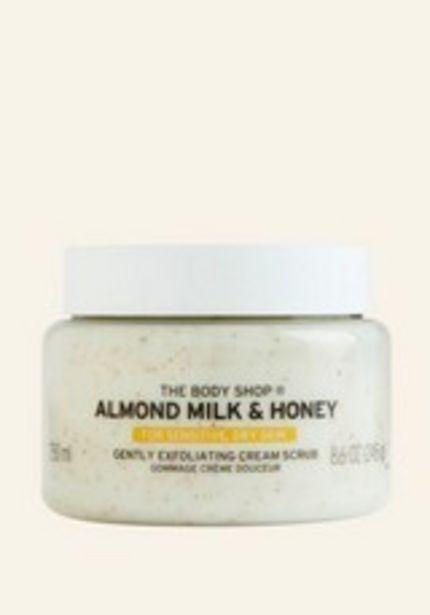 Almond Milk & Honey Gently Exfoliating Cream Scrub deals at $24