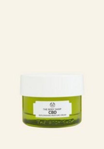 CBD Replenishing Moisture Cream deals at $34