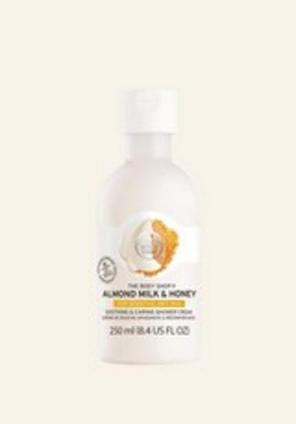 Almond Milk & Honey Shower Cream deals at $6