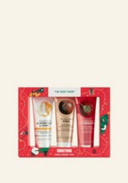 Smoothing Hand Cream Trio deals at $22