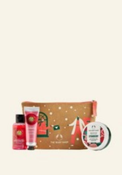 Jolly & Juicy Strawberry Mini Gift Set deals at $15