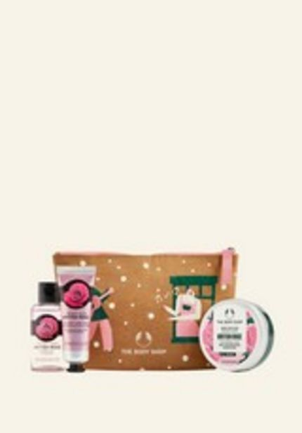 Bloom & Glow British Rose Mini Gift Set deals at $15