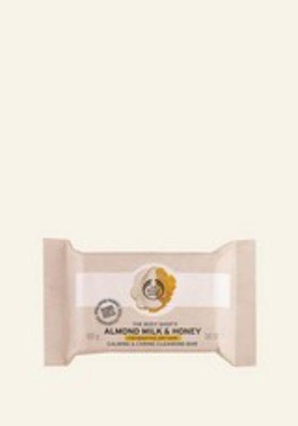 Almond Milk & Honey Cleansing Bar deals at $6