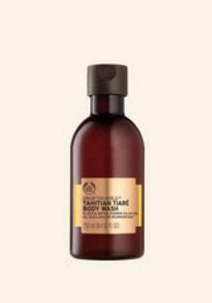 Spa of the World™ Tahitian Tiaré Body Wash deals at $12