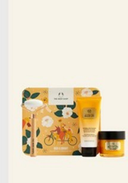 Rich & Bright Oils of Life™ Skincare Gift Set deals at $58
