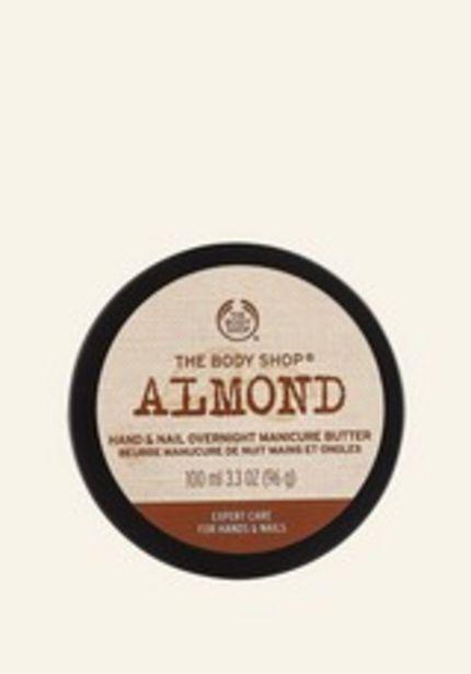 Almond Hand & Nail Butter deals at $20