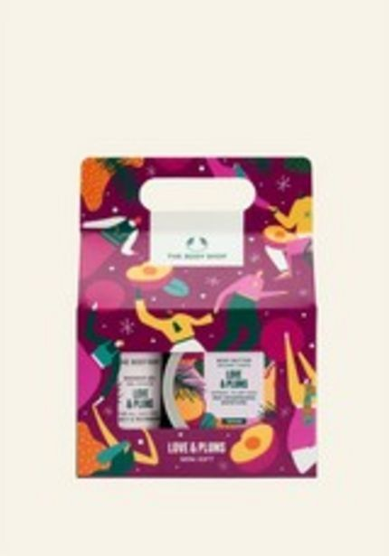 Love & Plums Mini Gift Set deals at $12