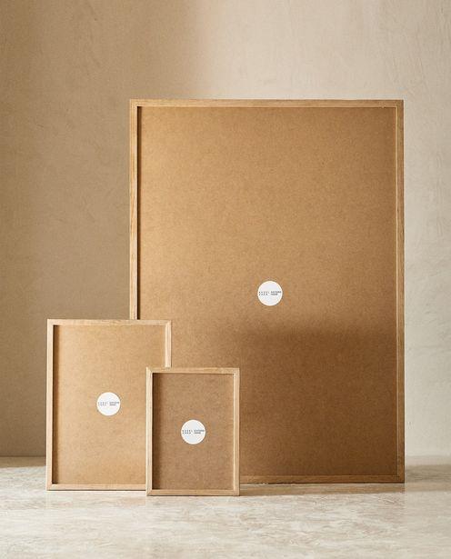 Oak Frame Kassl Editions Zara Home deals at $35.9