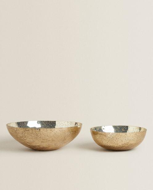 Decorative Crackled Bowl deals at $49.9