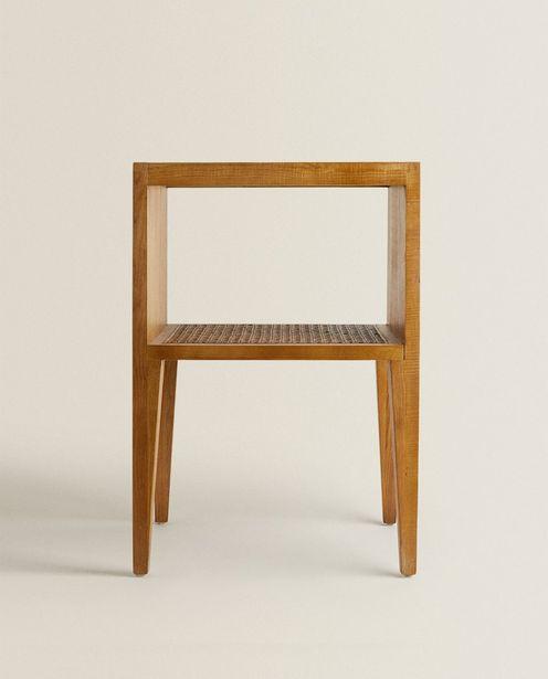 Wooden Bedside Table deals at $199