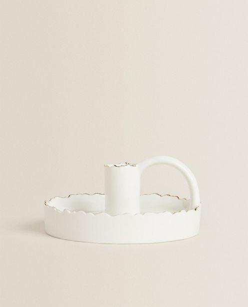 Porcelain Candlestick deals at $25.9