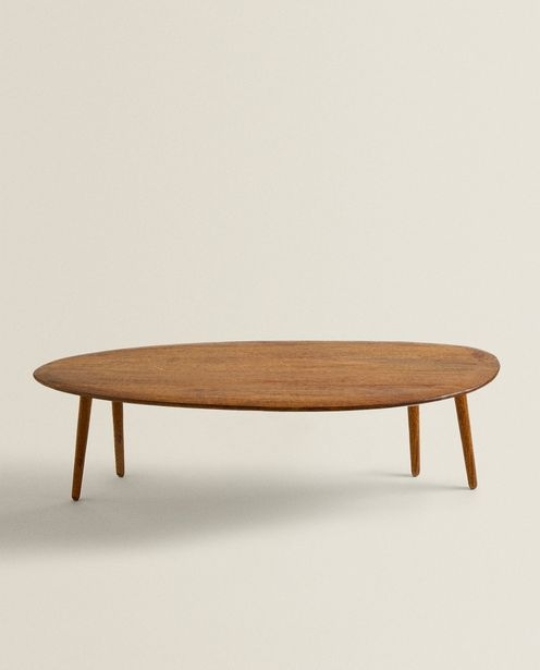 Beveled Wooden Table deals at $199