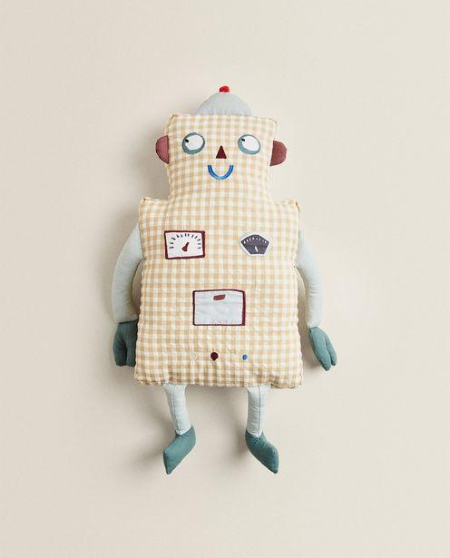 Robot Cushion deals at $49.9