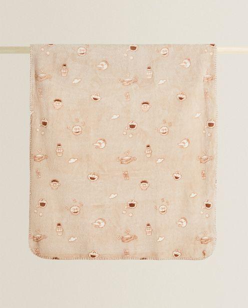 Sesame Street Fleece Blanket deals at $22.9
